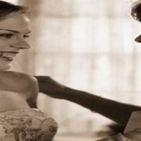 La mamma della sposa nel suo abito più bello!