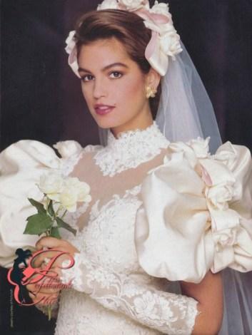 Abiti Da Sposa Degli Anni 90.Abito Da Sposa Stile Maestoso 90 Perfettamente Chic