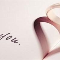 """""""…con questo anello io ti sposo"""""""