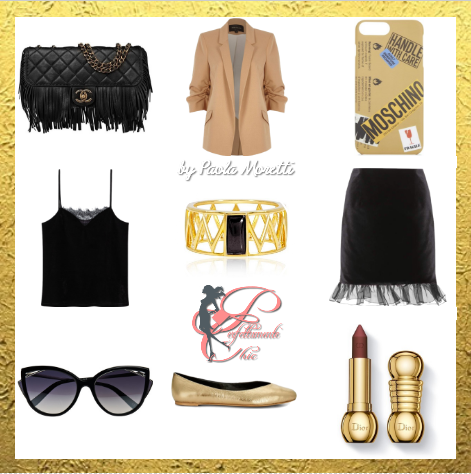 Outfit of the Day by Paola Moretti