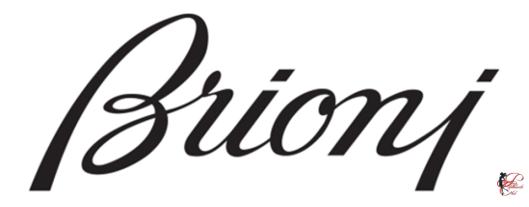 Brioni_perfettamente_chic_logo